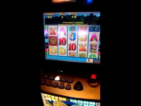 Morongo Casino win with Jman