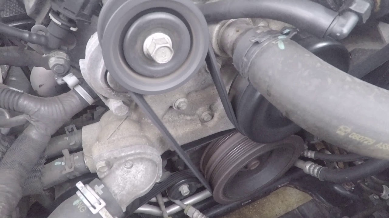 hight resolution of pontiac g8 gt harmonic balancer and pulley issues youtube ponac g8 v8 engine diagram