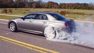 2011 Chrysler 300c AWD Review plus Written Review