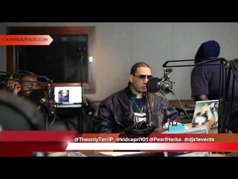 DJ KID CAPRI INTERVIEW WITH TERRI P. AT BEATMINERZRADIO.COM