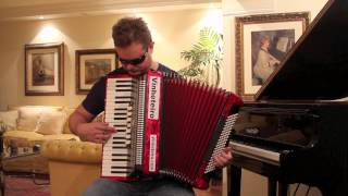Game of Thrones theme on Accordion - Opening Theme