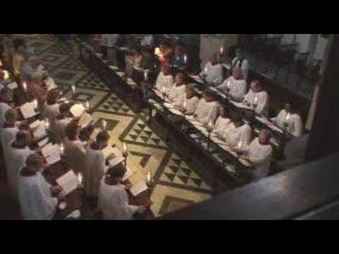 Oxford Evensong 8/6/2006 - 2 Hymns