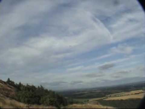 Flying the glider on the Wreiken