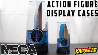 NECA 7 INCH AND 3 3/4  CYLINDRICAL DISPLAY STAND REVIEW