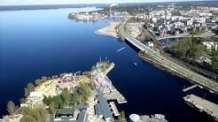Timelapse: Näsinneula Ravintola, Tampere, Finland