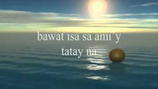 Repeat youtube video Saan Na Nga Ba'ng Barkada Ngayon - APO (Lyrics)