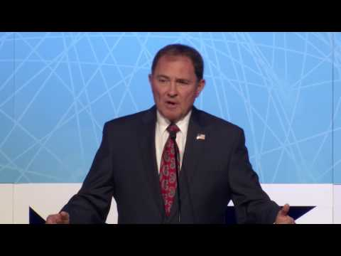 Utah Global Forum 2016: Featured Speaker Gary R. Herbert