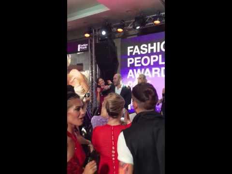 ВИА Гра  Вахтанг - У меня появился другой  Премия - Fashion People Awards 2015