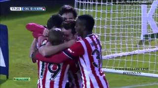 Video Gol Pertandingan Celta Vigo vs Athletic Bilbao