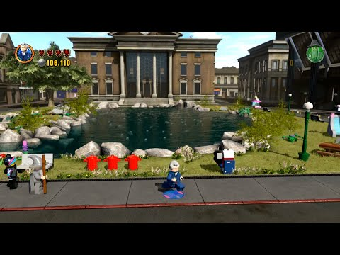 Lego Dimensions [Part 20] - Investing in Time Traveler Property Damage!