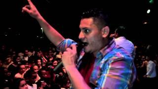 Siervos Escogidos y Raza For Christ en vivo Presentacion disco Canciones de mi Gente
