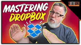 Mastering Dropbox - 2018