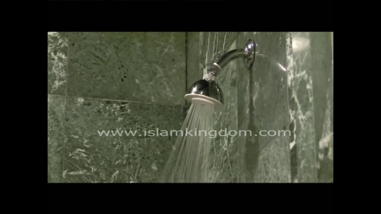 When and how to do ghusl janabat (Islamic shower) in Islam