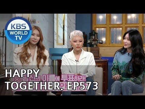 Happy Together I 해피투게더 - Don Spike, Mingyu, JeA, Cheetah etc [ENG/2019.02.07]
