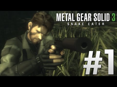 Metal Gear Solid 3: Snake Eater | Parte 1...