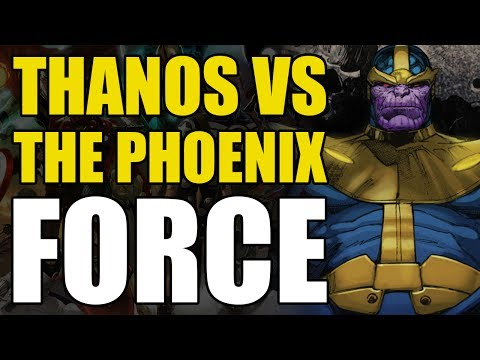 Thanos Is Actually A Human (Marvel Now 2.0: Thanos Vol 1: Thanos Returns)