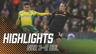 Norwich City 3-2 Hull City | Highlights | Sky Bet Championship