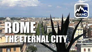 Rom Italien - Alle Sehenswürdigkeiten der Ewigen Stadt (Rome Eternal City)