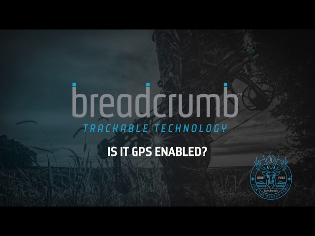 Are Breadcrumb devices GPS Enabled?