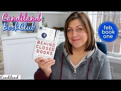 BEHIND CLOSED DOORS | BOOK REVIEW | Candiland BookClub