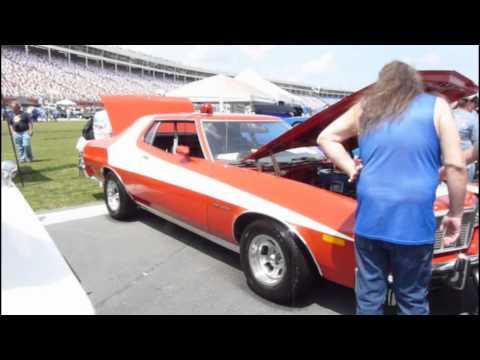 ShowCars in Charlotte Speedway Motor - 04/21/2012
