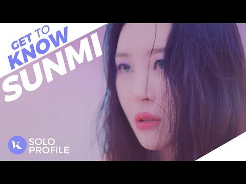 SUNMI (선미) Profile & Facts (Birth Name, Birth Date etc..) [Get To Know K-Pop]