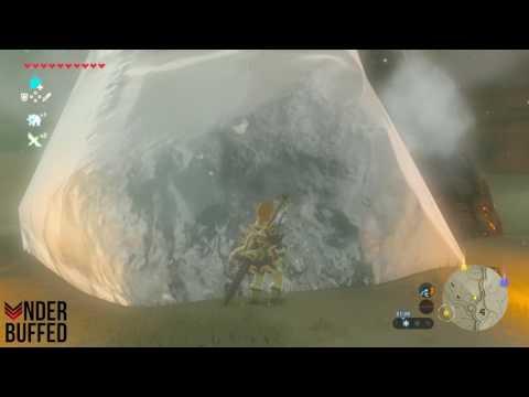 [Zelda BotW] Hidden Shrine: Kuh Takkar Shrine Guide