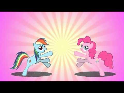 Клип Pinkie Pie - Cupcakes