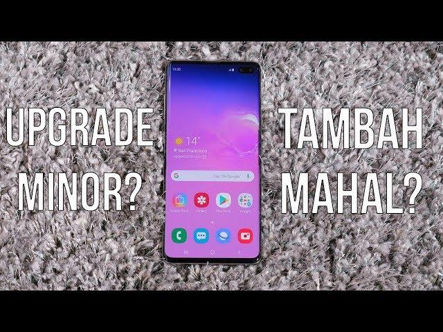 Apa Aja yang Perlu Kamu Tahu dari Samsung Galaxy S10!
