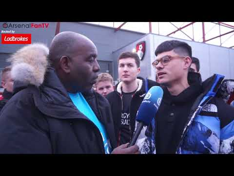 Bournemouth 2-1 Arsenal | What Was Iwobi Doing In Your Midfield? (Bournemouth Fan)