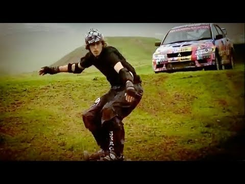 BBC: Skater V Richard Hammond - Top Gear