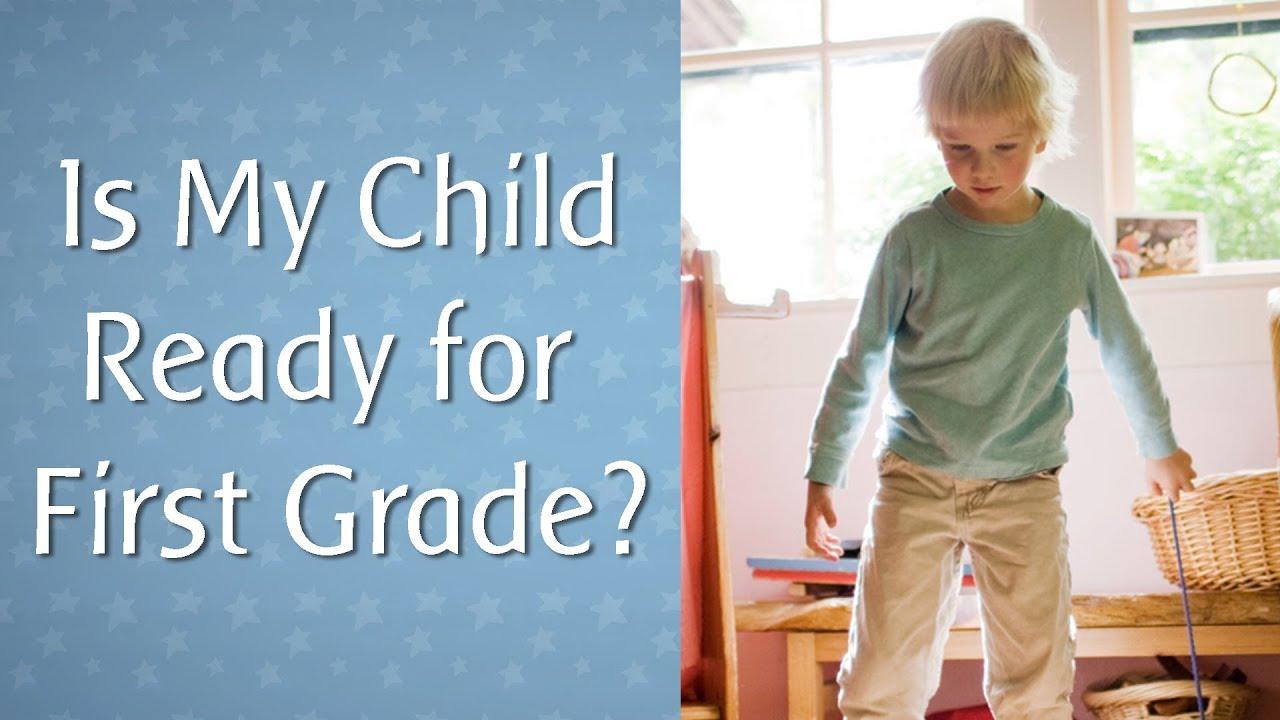 medium resolution of First Grade readiness checklist- What Your Child Needs To Know Before 1st  Grade -