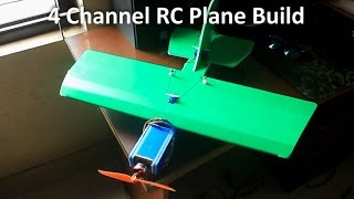 RC Plane Build ( Bangla )
