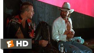 Harley Davidson and the Marlboro Man (3/12) Movie CLIP - No Excuses (1991) HD