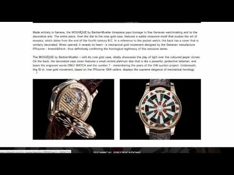 Only Watch 2017 Auction Timepieces: The aBlogtoWatch Take