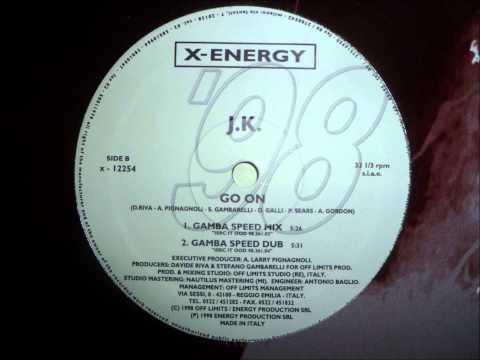J.K. - Go On