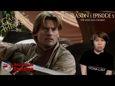 Game Of Thrones Season 1 Episode 5 Reaction & Review 'The Wolf And The Lion' (Mona-Lisa UK)