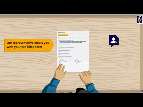 Apply online for an Emirates NBD Personal Loan طلب قرض شخصي