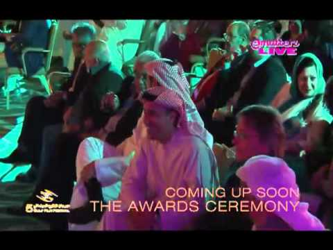 Gulf Film Festival 2012 - Closing Ceremony
