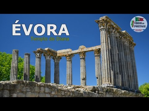 ÉVORA - Videos Portugal Travel Tour