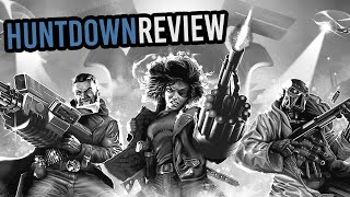Huntdown: FULL REVIEW | Memorable One-liner or Dull Flat-liner? (Video Game Video Review)