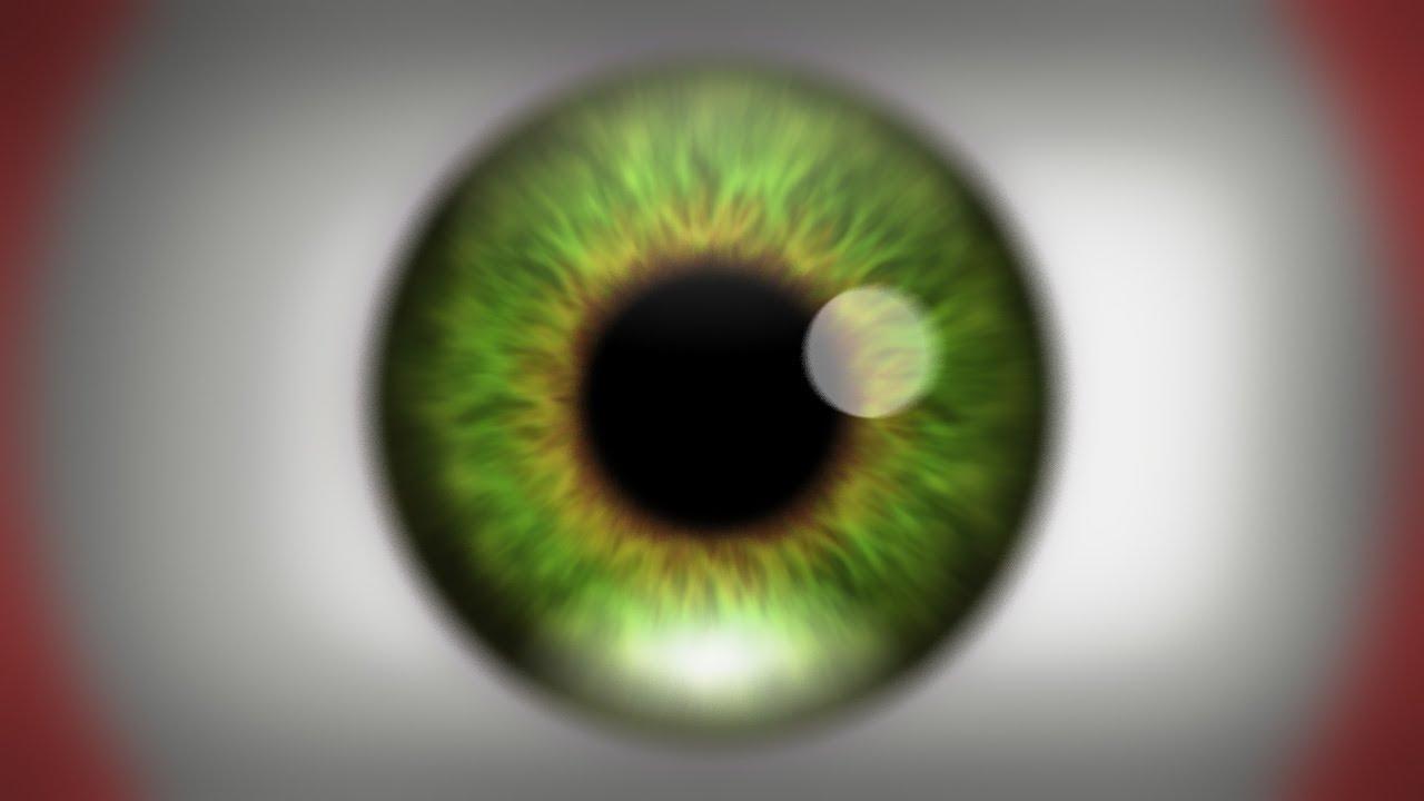 Eye - Optical illusion - YouTube