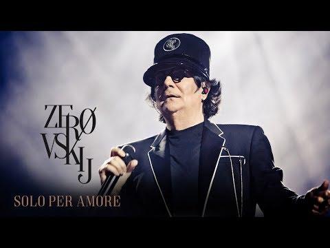 ZEROVSKIJ – SOLO PER AMORE | Evento speciale al cinema il 19, 20 e 21 marzo
