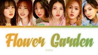 여자친구(GFRIEND) - 휘리휘리(Flower Garden) 가사(Lyrics) [Color Coded …