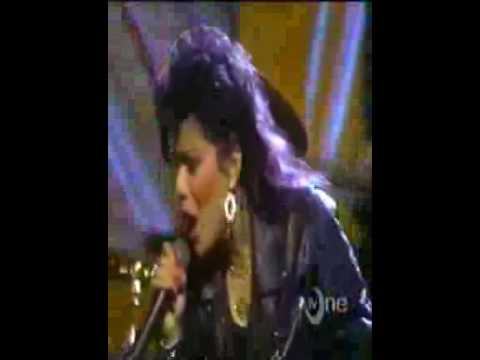 Lisa Lisa and Cult Jam- Head to toe (live)