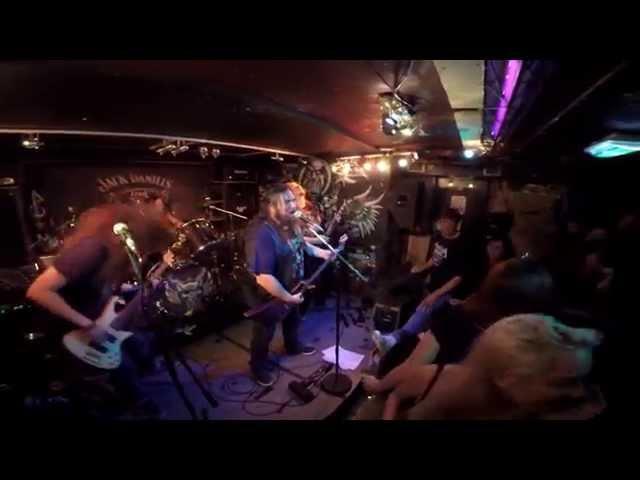 Attica Rage 2014 UK & European Tour