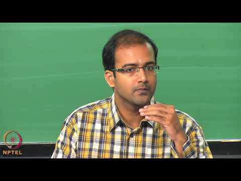 Micro and Nano scale energy transport-Week08lec04