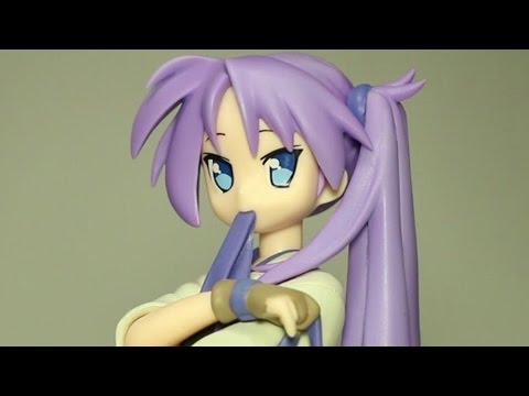 Kancolle Sega Lucky Star Kantai Collection Kagami Hiiragi Premium Figure Kaga