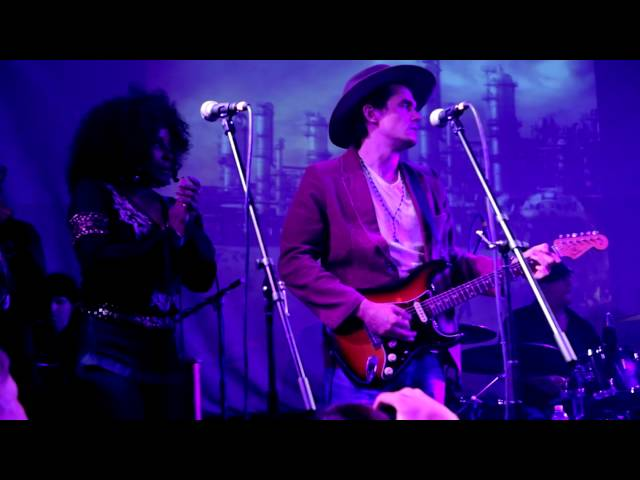 Dave Stewart & Friends - Gypsy Girl and Me Live Ft. John Mayer, Orianthi