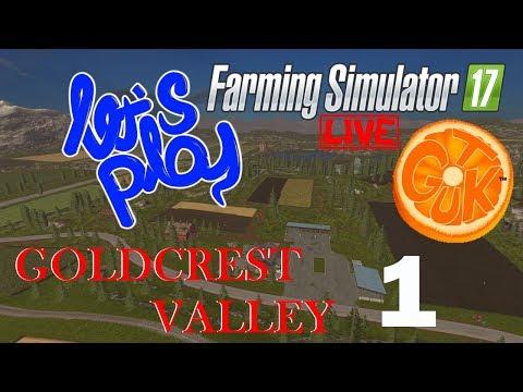 Videos On Demand: FARMING SIMULATOR 17 || TIME TO WORK HARD